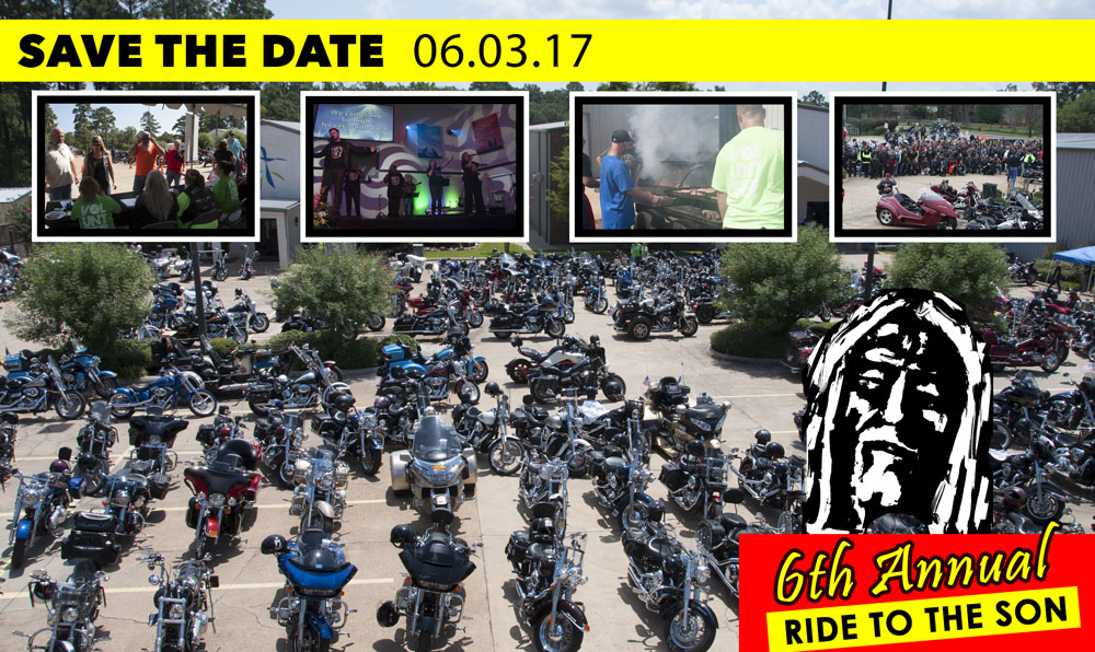 All Motorcycle Welcome - Save the Date